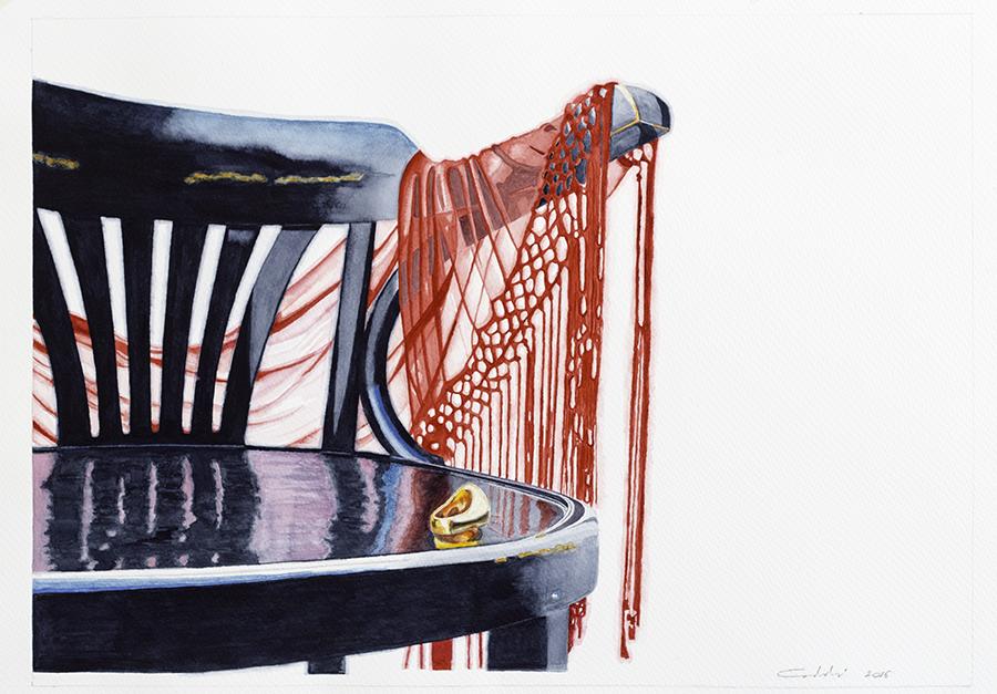 La sedia di Gomez